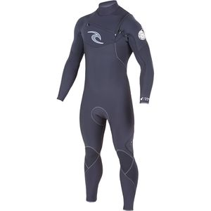 Rip Curl E-Bomb Chest-Zip 4/3 Wetsuit - Men's