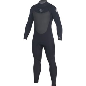 Rip Curl Dawn Patrol 5/3 Back-Zip Full Wetsuit - Men's