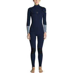 Rip Curl Flash Bomb 4/3 Chest-Zip Full Wetsuit - Women's