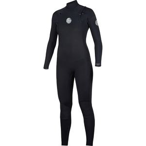 Rip Curl Dawn Patrol 4/3 Chest-Zip Full Wetsuit - Women's