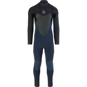 Rip Curl Flashbomb 4/3 GB Chest-Zip Full Wetsuit - Men's