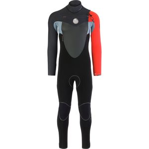 Rip Curl Flashbomb 3/2 Chest-Zip Full  Wetsuit - Men's