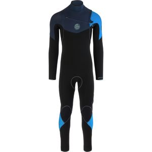 Rip Curl E-Bomb 3/2 Chest-Zip Wetsuit - Men's