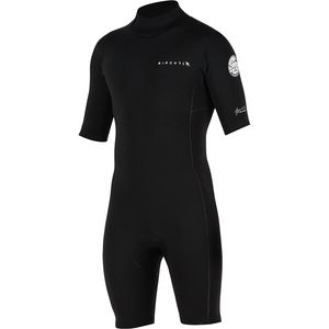 Rip Curl Aggrolite 2mm Back-Zip Spring Wetsuit - Men's