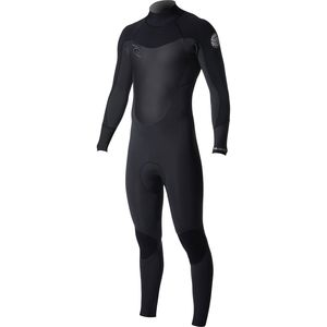 Rip Curl Dawn Patrol 3/2 Back-Zip Full Wetsuit - Men's