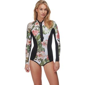 Rip Curl G-Bomb Long-Sleeve Bikini Cut Spring Wetsuit - Women's