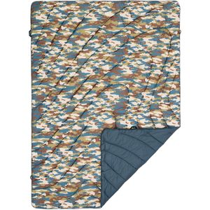Rumpl The Original Puffy Print Throw Blanket