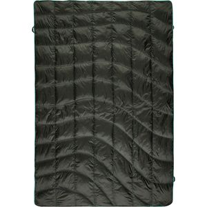 Rumpl The Down Puffy 1-Person Solid Blanket