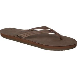 Rainbow Premier Leather 301 Narrow Strap Sandal - Women's
