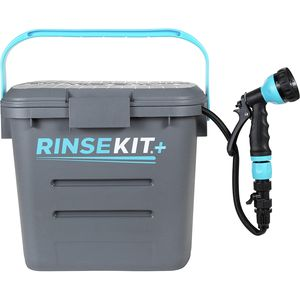 RinseKit Plus Pressurized Portable Shower Hose