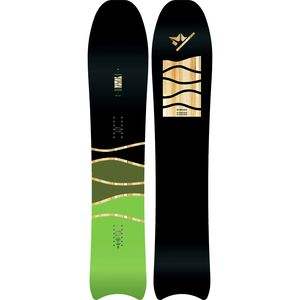 Rome Pow Division Moon Tail Snowboard