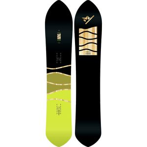 Rome Pow Division Pin Tail Snowboard