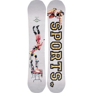 Rome Artifact Rocker Snowboard - Wide