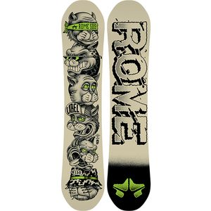 Rome Label Snowboard - Boys'