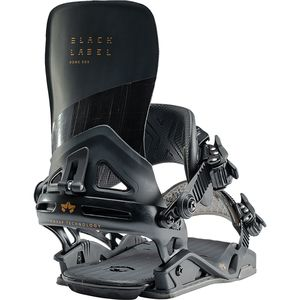 Rome Black Label Snowboard Binding