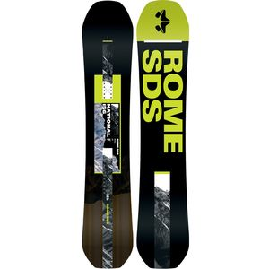 Rome National Snowboard - Men's