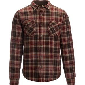 Roark Revival Jamie Thomas Chief Flannel Shirt Jacket - Men's
