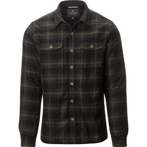 Roark Revival Fogbank Flannel Shirt Jacket - Men's