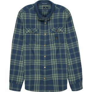 Roark Revival Nordsman Long-Sleeve Flannel Shirt - Men's