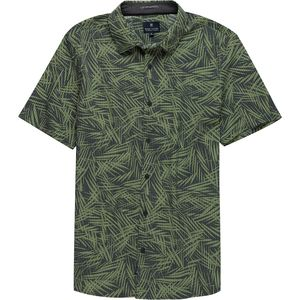 Roark Revival Bless Up Woven Short-Sleeve Shirt - Men's