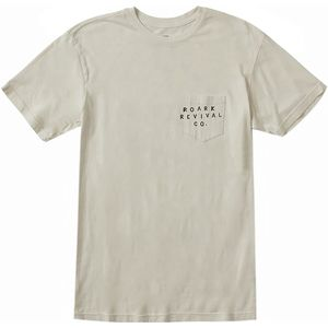 Roark Revival Savage Stamp Short-Sleeve Pocket T-Shirt - Men's