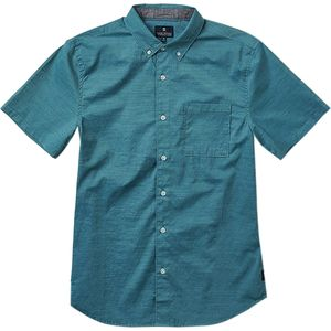 Roark Revival Well Worn Short-Sleeve Button-Down Shirt - Men's