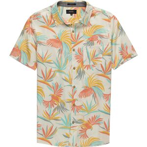 Roark Revival Cendrawasih Button-Down Short-Sleeve Shirt - Mens