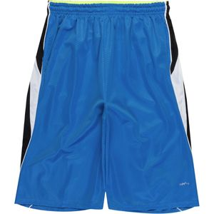 RPX Poly Woven Side Colorblock Detail Drawstring Waist Active Short - Men's