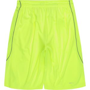 RPX Poly Knit Piping Detail Drawstring Waist Active Short - Men's