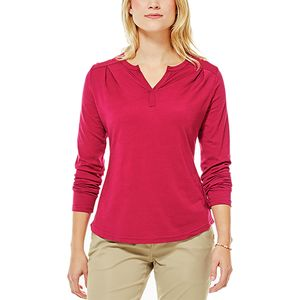 Royal Robbins Merinolux Henley Shirt - Women's