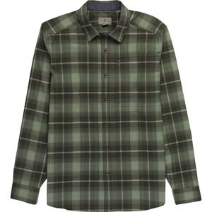 Royal Robbins Merinolux Flannel Shirt - Men's