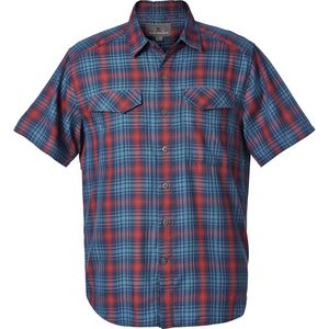Royal Robbins Merinolux Plaid Shirt - Men's