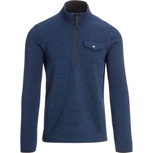 River Edge Alta 1/4-Zip Fleece Pullover Sweater - Men's