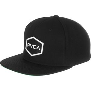 RVCA Commonwealth II Snapback Hat - Men's