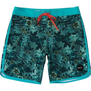 RVCA Fields Board Short - Boys'