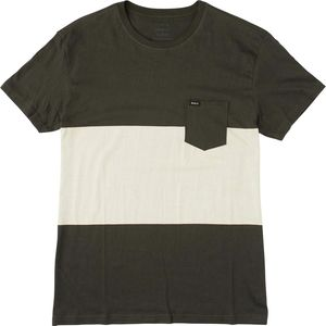 RVCA Block Up Short-Sleeve Crew - Men's