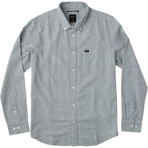 RVCA That'll Do Static Long Sleeve Shirt - Men's