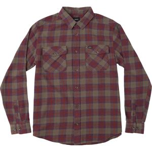 RVCA That'll Work Flannel Long-Sleeve Shirt - Men's