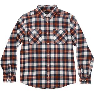 RVCA That'll Work Flannel Long Sleeve Shirt - Men's