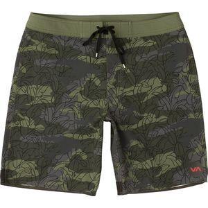 RVCA Bruce Warp Trunk Short - Men's