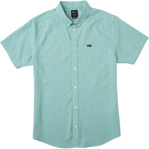 RVCA That'll Do Stretch Short-Sleeve Shirt - Men's