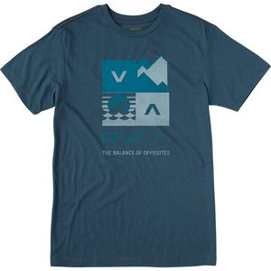 RVCA Surf Check T-Shirt - Men's