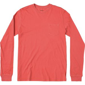 RVCA PTC Pigment Long-Sleeve Shirt - Men's