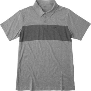RVCA Sure Thing Polo Stripe 3 Shirt - Men's
