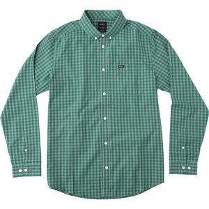 RVCA That'll Do Plaid 2 Long-Sleeve Shirt - Men's