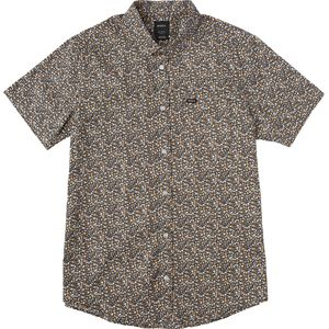 RVCA Cluster Short-Sleeve Shirt - Men's