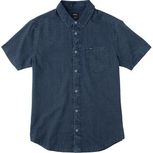 RVCA Atlas Short-Sleeve Button-Down Shirt - Men's