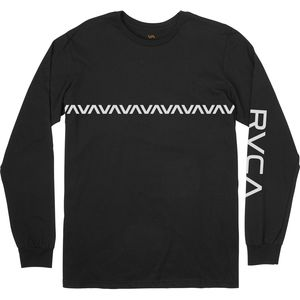RVCA VA Stripe Long-Sleeve T-Shirt - Men's