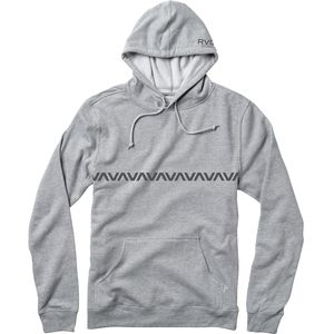 RVCA VA Stripe Fleece Pullover Hoodie - Men's