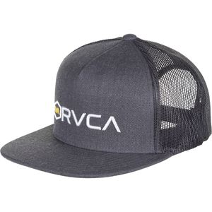 RVCA Lock Up Trucker Hat